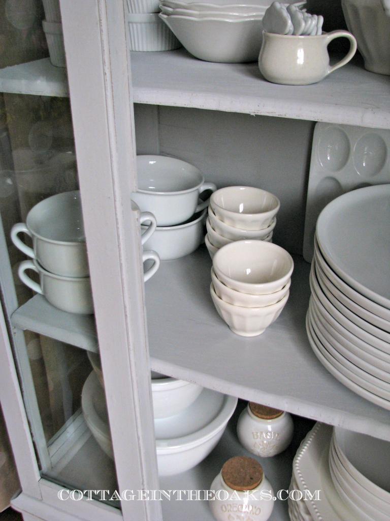 paris grey cabinet