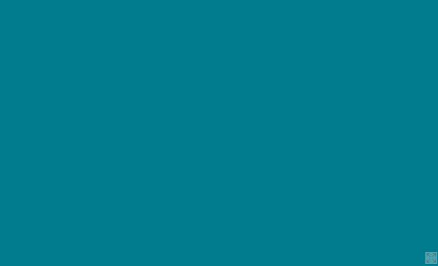 Caribbean Ocean Blue