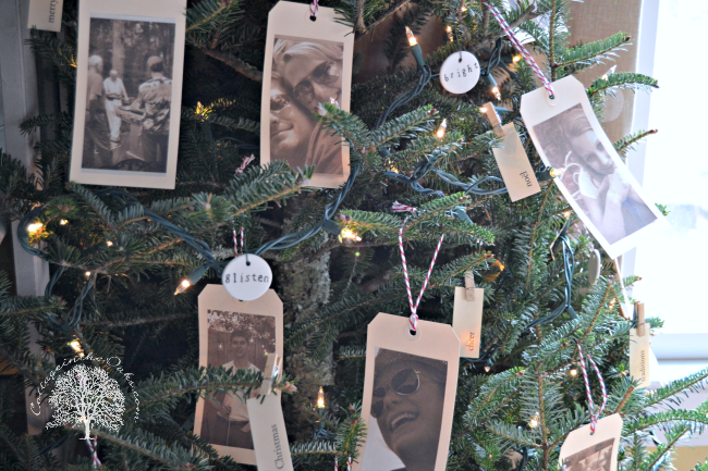 Christmas Tree of Memories…….. - Cottage in the Oaks