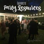 Favorite Party Resources