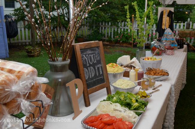 Graduation Party Food Ideas Pinterest Graduation party_cottage