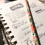 Planning and Lists
