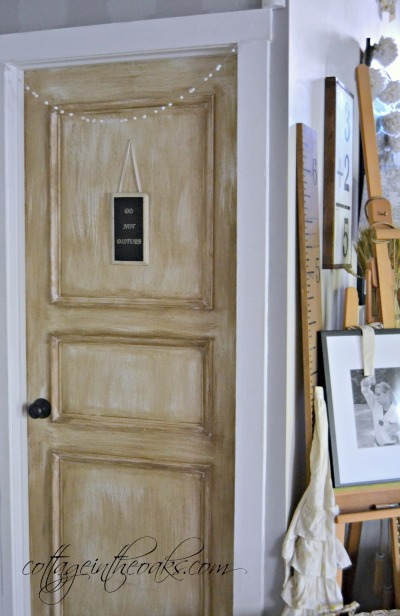 Interior Door Redo To Vintage European
