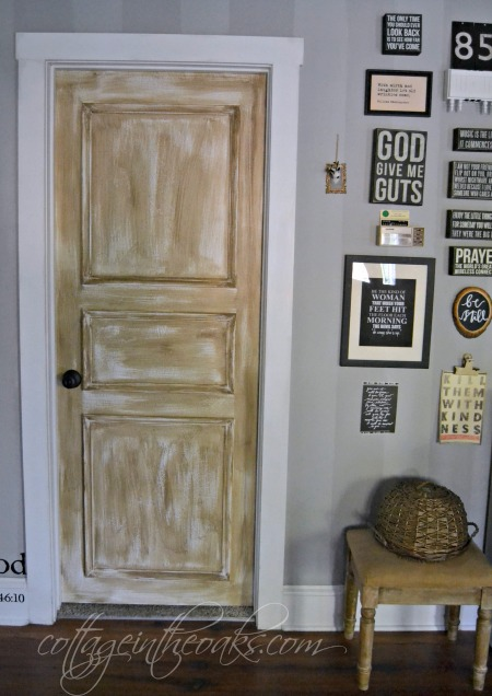 Making Interior Doors Look Like Vintage European Doors