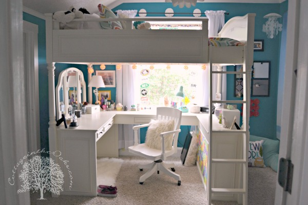 teen bedroom ideas {girl} - cottage in the oaks