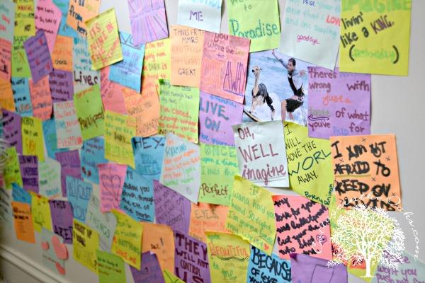 Teen Quotes In Bedroom