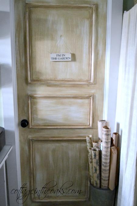 Vintage European doors & DIY Vintage European Doors - Cottage in the Oaks