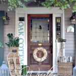 Winter Front Porch {2015}