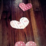 Trail of Hearts…..